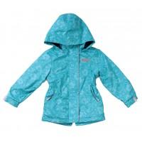 Демисезонная куртка на флисе для девочки NANO S18J256 DkSurf