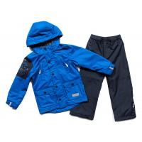 Демисезонный комплект на коттоне для мальчика NANO S18M269_Classic Blue