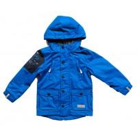 Демисезонная куртка на коттоне для мальчика NANO S18J269_Classic Blue